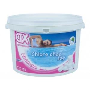 CTX Chlore choc 5kg