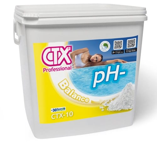 Ph moins en granulés CTX 5 kg