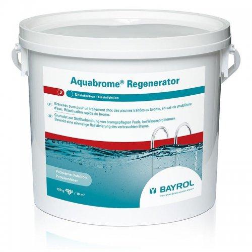 Aquabrome Regenerator Bayrol - brome choc
