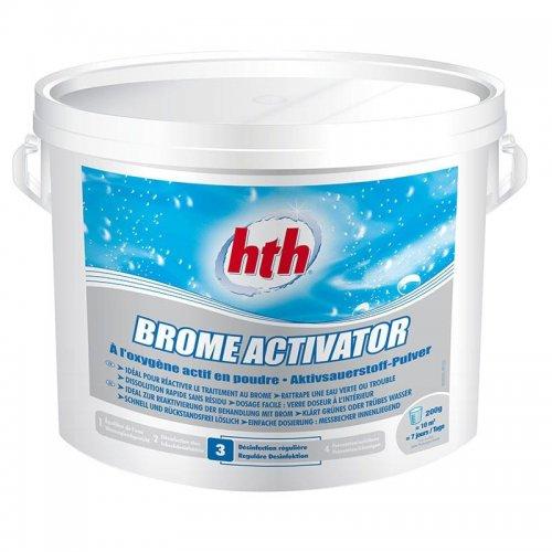 HTH Brome activator - brome choc